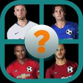Footballer Quiz - Guess the Football Player Name! icon