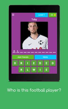 Footballer Quiz - Guess the Football Player Name! screenshot 6