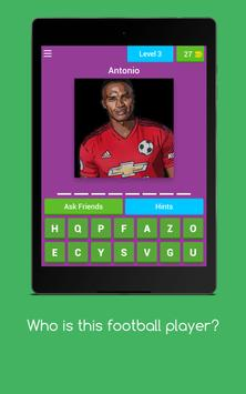 Footballer Quiz - Guess the Football Player Name! screenshot 7