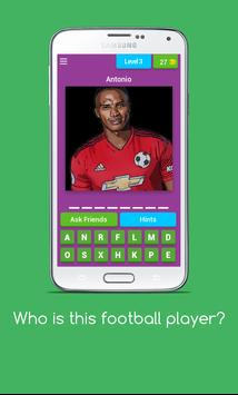 Footballer Quiz - Guess the Football Player Name! screenshot 2