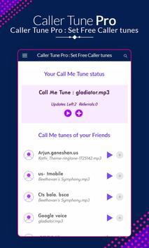 Caller Tune Pro - Set Free Caller Tunes screenshot 9