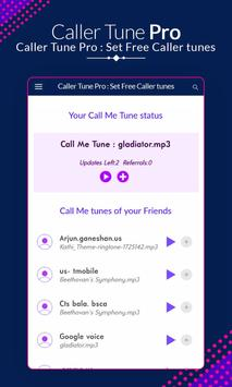 Caller Tune Pro - Set Free Caller Tunes screenshot 3