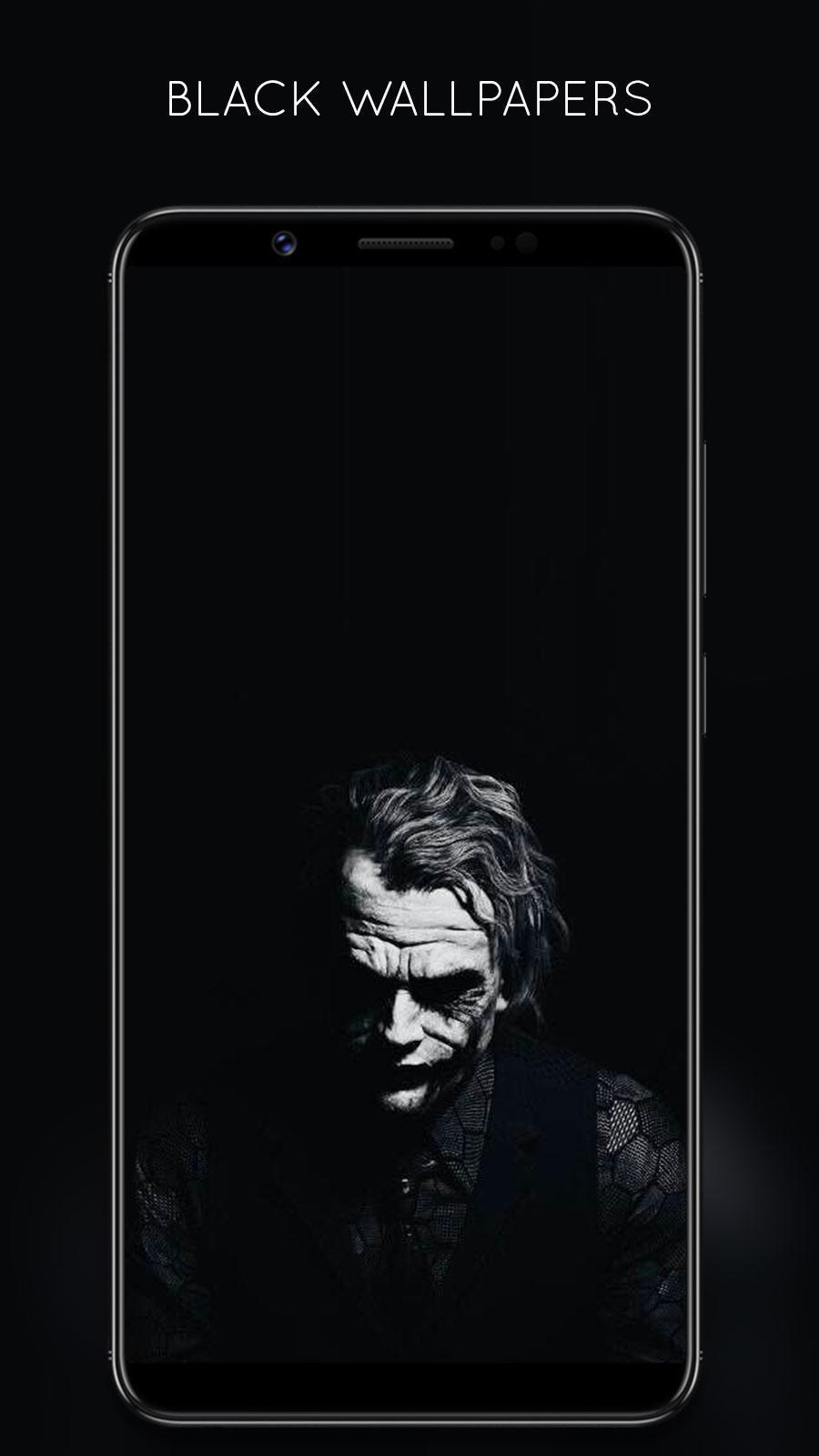 Black Wallpaper Hd I 4k Background For Android Apk Download