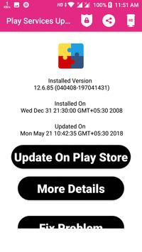 Update for Services 截图 1