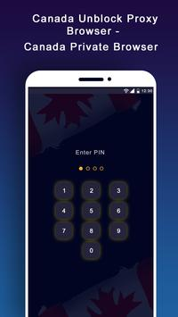 Canada Unblock Proxy Browser - Private Browser screenshot 4