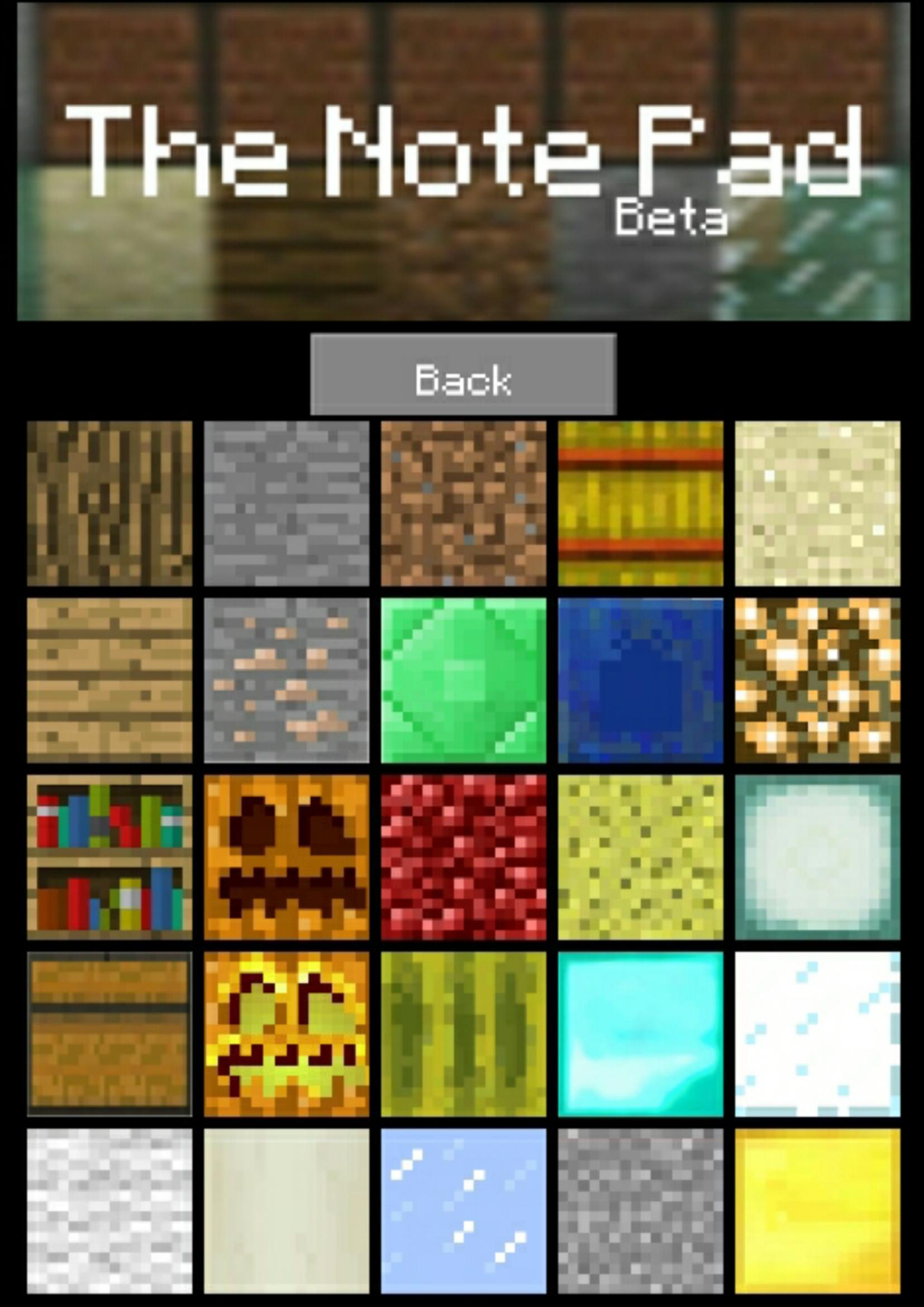 The Note Block para Android - APK Baixar