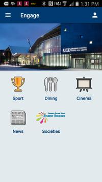UCD Mobile screenshot 3