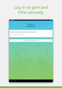 MobileMission screenshot 5