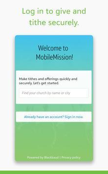 MobileMission poster