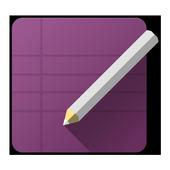 Notes icon
