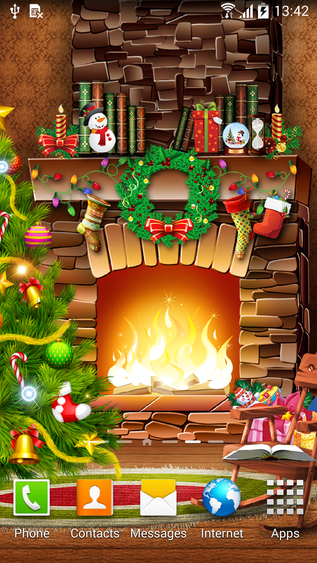 Christmas Live Wallpaper APK 1.0.7 Download for Android ...