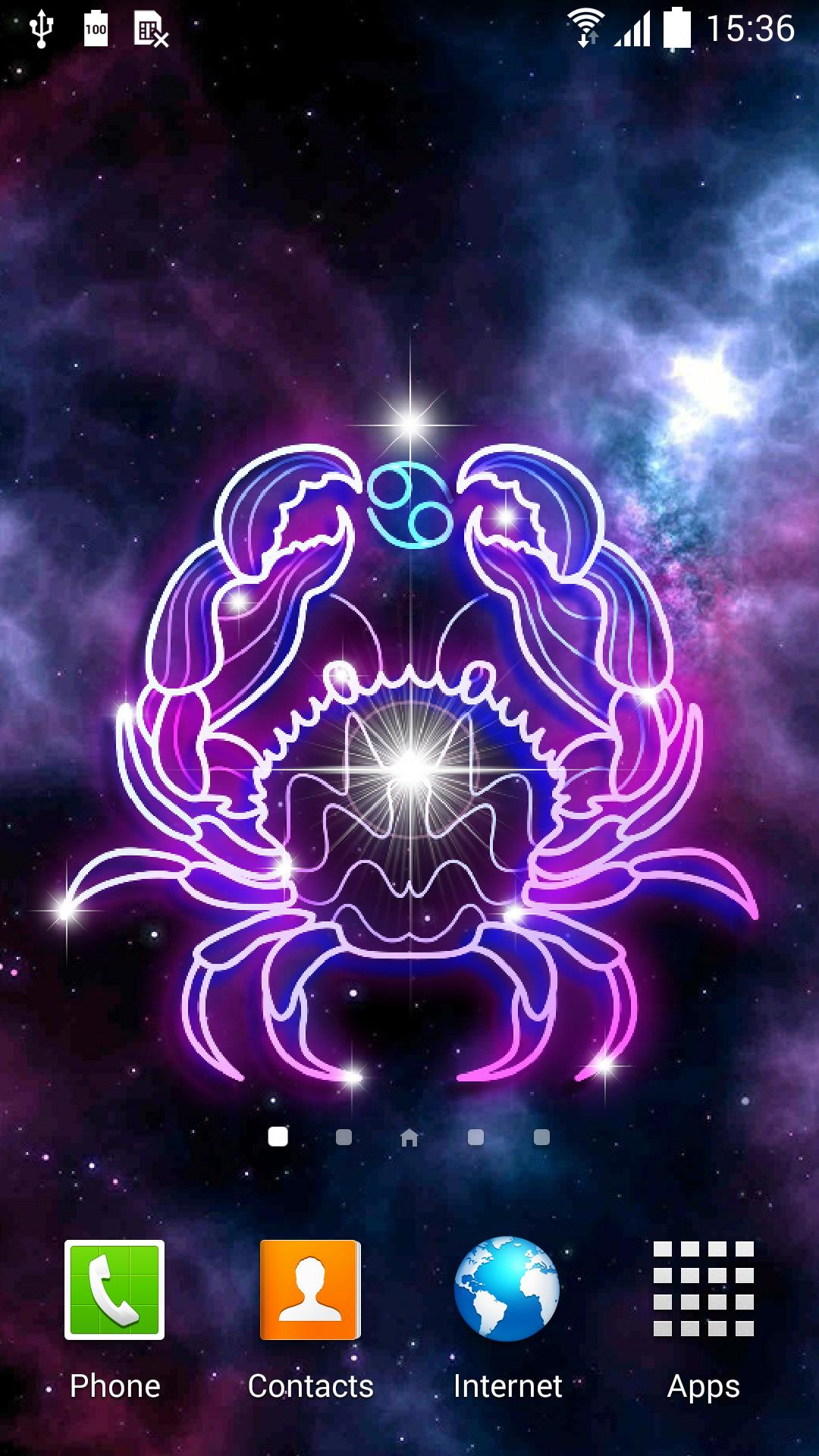 Zodiac Signs Live Wallpaper For Android Apk Download