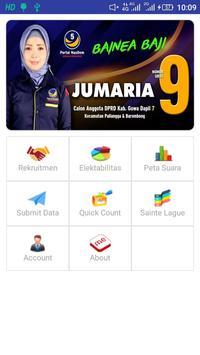 Caleg Jumaria - Bainea Baji' screenshot 1