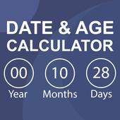 Date & Age Calculator icon