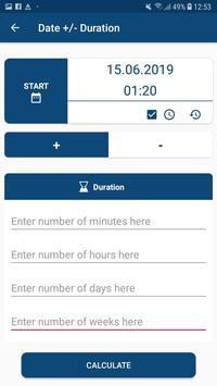 Date & Age Calculator screenshot 4