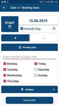 Date & Age Calculator screenshot 5