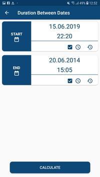 Date & Age Calculator screenshot 6