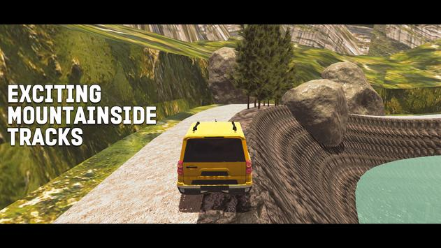 Impossible Hill Drive: Car Simulation 2019 screenshot 2