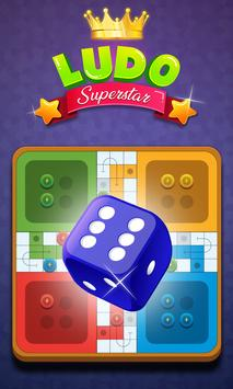 Poster Ludo Game : New(2018)  Ludo SuperStar Game