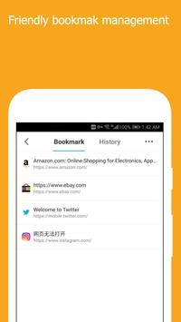 Black Lion Browser-Video downloader and browser screenshot 3