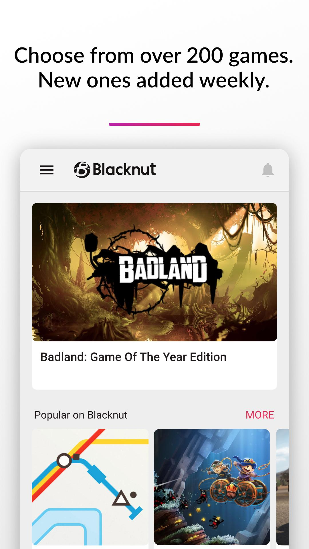Blacknut for Android - APK Download