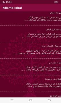 Urdu Poetry-Urdu SMS Collection screenshot 2