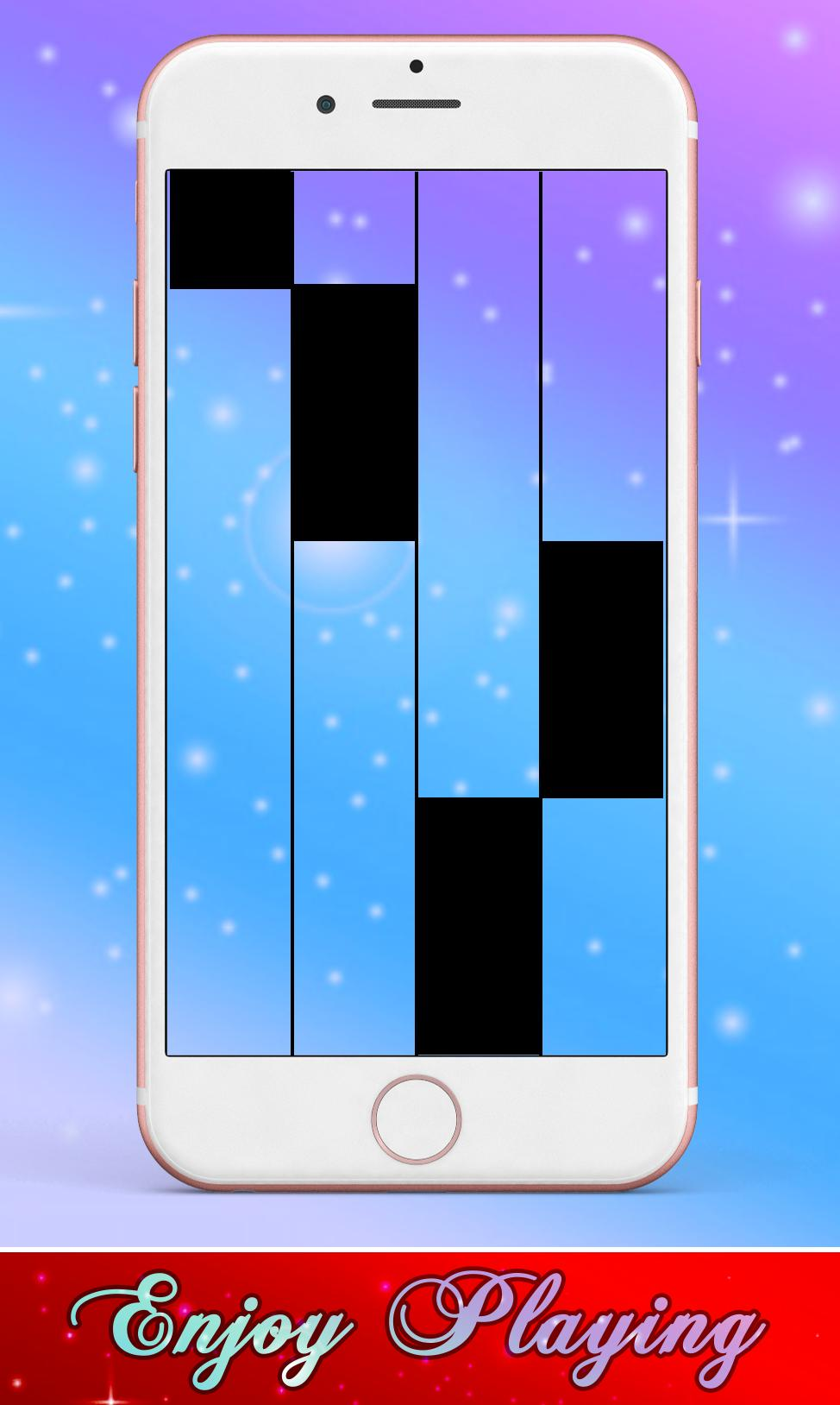 YNW Melly Murder On My Mind Piano Black Tiles for Android