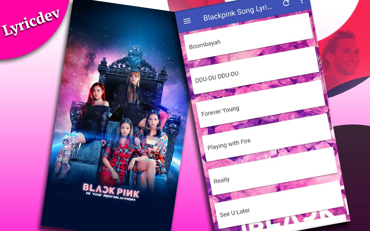 Blackpink Song & Lyrics Top 2019 for Android - APK Download