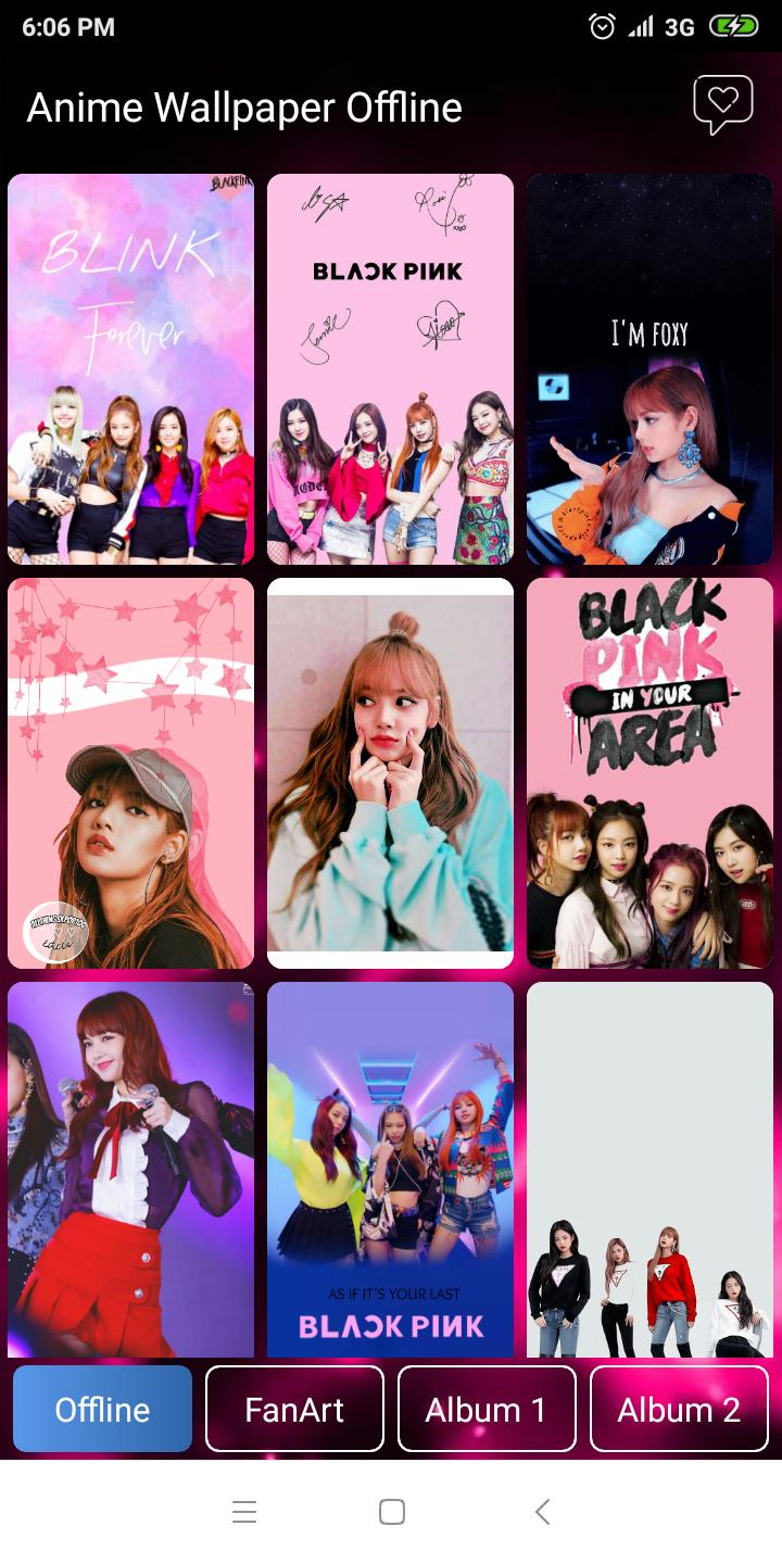 Black Pink Wallpaper - All Member for Android - APK Download