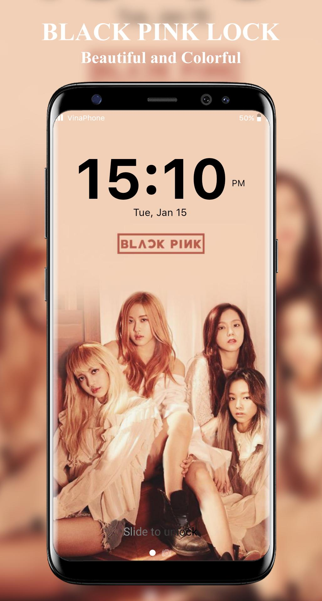 Blackpink Pattern Lock Screen Blackpink Wallpaper For