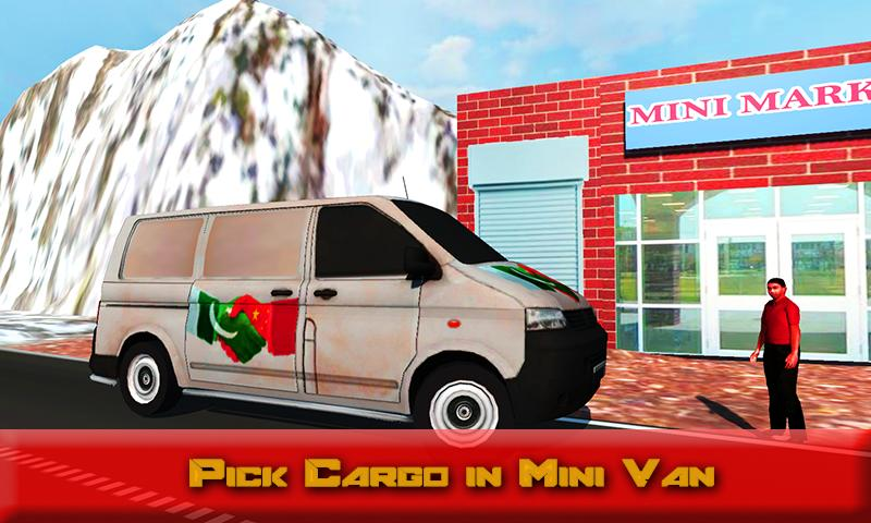 CPEC China-Pak Cargo Truck: Transport Simulator for Android