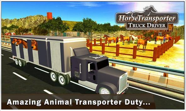Horse Transporter screenshot 1