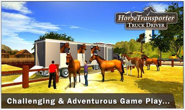 Horse Transporter screenshot 2