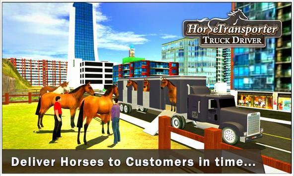 Horse Transporter screenshot 4