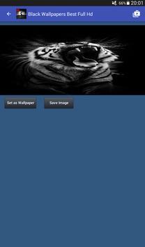 Fondo de Pantalla de Negro captura de pantalla 12