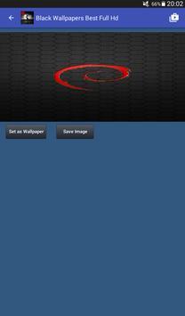 Fondo de Pantalla de Negro captura de pantalla 16