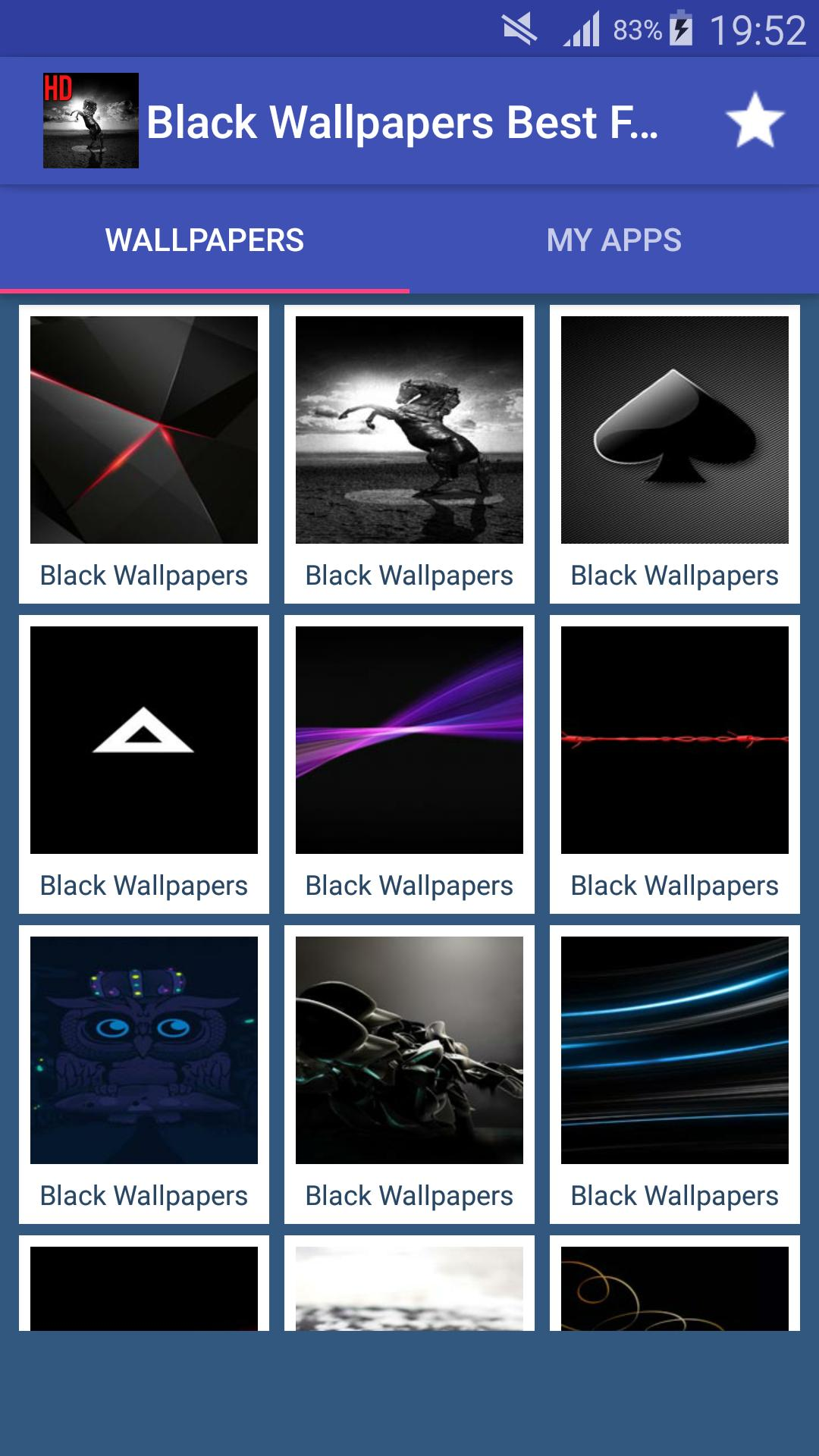 Black Wallpaper Dark Background Amoled For Android Apk