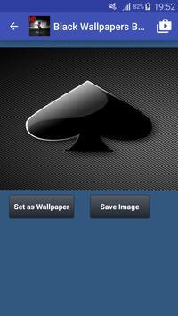 Fondo de Pantalla de Negro captura de pantalla 3