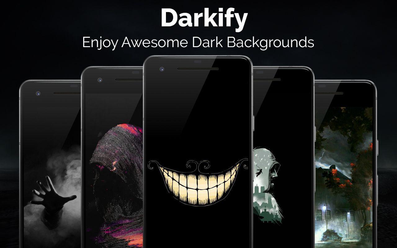 無料で ブラック壁紙 Amoled 暗い背景 Darkify アプリの最新版