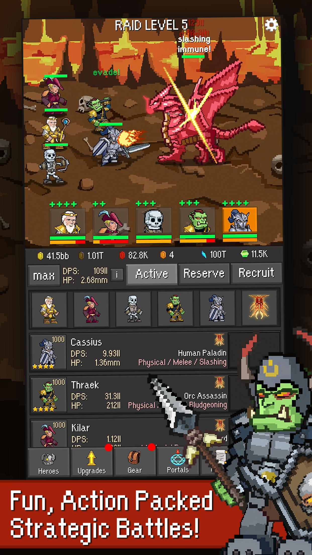 Idle Guardians for Android - APK Download