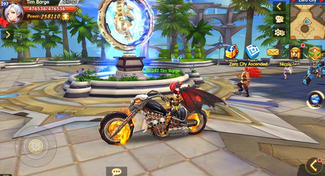 Blade & Wings screenshot 15