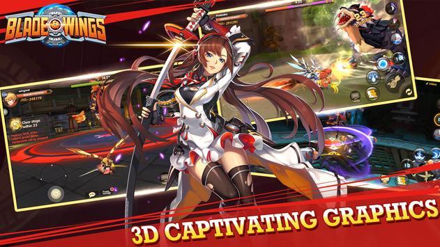 Blade & Wings स्क्रीनशॉट 8