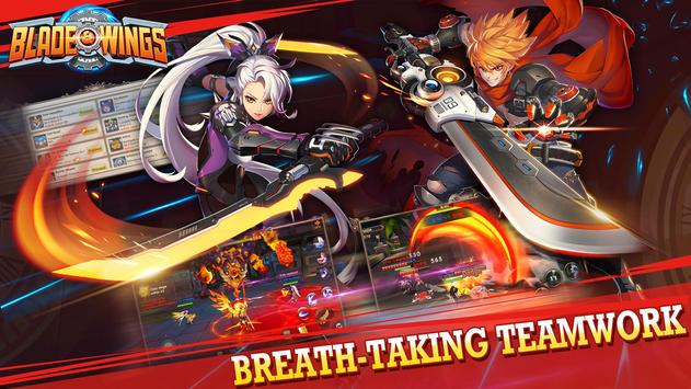 Blade & Wings screenshot 9