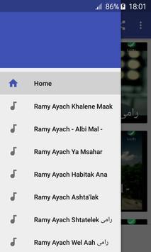 أغاني رامي عياش بدون نت 2019 poster