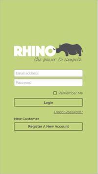 Rhino poster