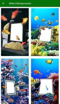 Box Photo Picture Frame Aquarium Collage Wall screenshot 2