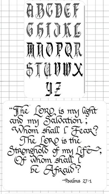 Download Calligraphy Fonts App Free Download - Script & Calligraphy ...