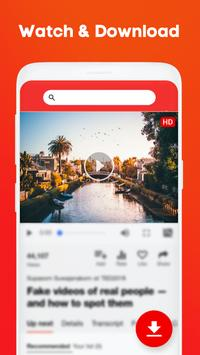 Tube Video Downloader - All Videos Free Download screenshot 1