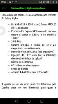 AndroidGeek.pt screenshot 2