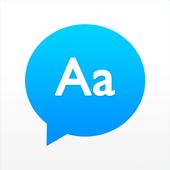 Blast Translation-Voice, Camera Translation أيقونة